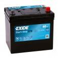 EXIDE Start-Stop EFB 60R EL604 520A 232х175х225
